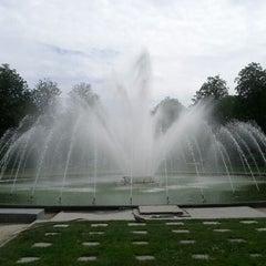 Photo taken at Zuidpark | Koning Albertpark by Sam D. on 6/2/2012