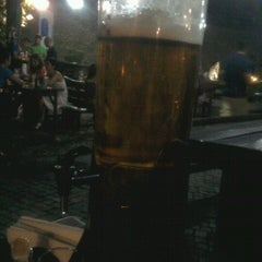 """Photo taken at Пивница """"Стар град"""" / """"Old Town"""" Brewery by Dusko J. on 8/18/2012"""