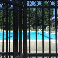 Photo taken at Brentwood Park & Pool by Jillian C. on 7/16/2012