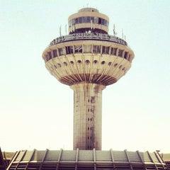 Photo taken at Zvartnots International Airport | Զվարթնոց Միջազգային Օդանավակայան (EVN) by Sorokin on 7/22/2012
