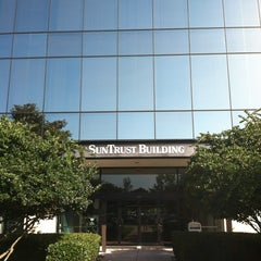Photo taken at SunTrust by Mike R. on 4/17/2012
