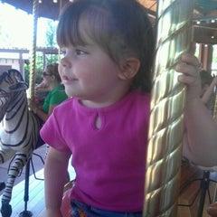 Photo taken at Carousel by Adele H. on 5/16/2012