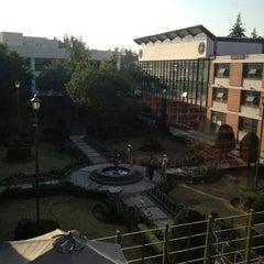 Photo taken at Facultad de Enfermeria y Obstetricia by Alan V. on 4/17/2012