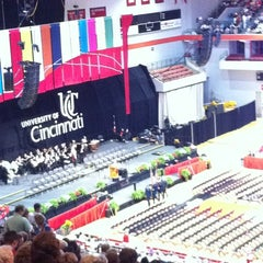 Photo taken at Fifth Third Arena by Emily C. on 6/9/2012