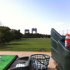 Photo taken at Randalls Island Golf Center by Dereck A. on 7/29/2012