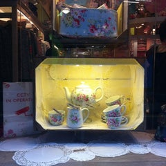 Photo taken at Cath Kidston by Kay on 3/4/2012