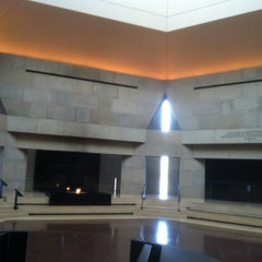 Photo taken at United States Holocaust Memorial Museum by Roberto B. on 2/21/2012
