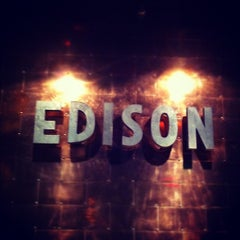 Photo taken at The Edison by Casey M. on 3/17/2012