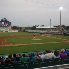 Photo taken at Nelson W. Wolff Municipal Stadium by Jason L. on 5/26/2012