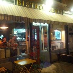 Photo taken at Bistro Petit by Manuel R. on 9/3/2012
