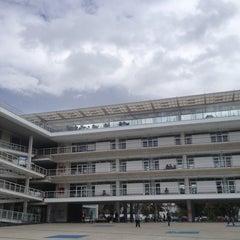 Photo taken at Universidad Nacional de Colombia by Richie on 9/5/2012