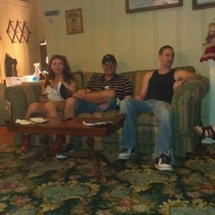 Photo taken at Miss Molly's Hotel by Darcelle W. on 7/18/2012