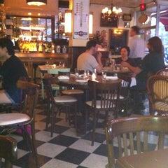 Photo taken at French Roast by David B. on 4/15/2012