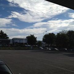 Photo taken at Parcheggio Via Sassonia by Namer M. on 7/13/2012