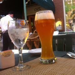 Photo taken at Alpenrose Restaurant & Cafe by George B. on 8/25/2012