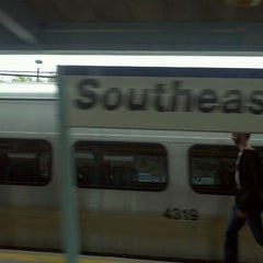 Photo taken at Metro North - Southeast Train Station by Stephen S. on 5/5/2012