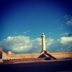 Photo taken at Phare Rabat by Ayoub E. on 4/6/2012