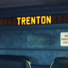Photo taken at NJT - Trenton Transit Center (NEC) by Kathy S. on 8/7/2012