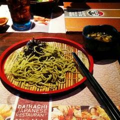 Photo taken at Daihachi 大八居酒屋 by Leo C. on 8/20/2012
