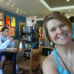 Photo taken at Starbucks by Heather W. on 9/4/2012
