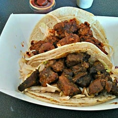 Photo taken at Bravo Tacos by Zach R. on 5/13/2012