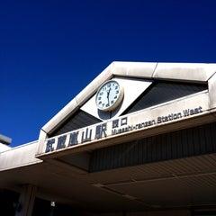 Photo taken at 武蔵嵐山駅 (Musashi-Ranzan Sta.) (TJ32) by セキグチアキヒト on 2/19/2012