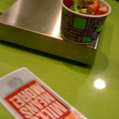 Photo taken at Yogurt Mountain by Miquel R. on 4/29/2012