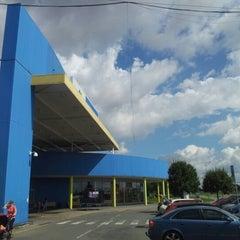Photo taken at Albert hypermarket by Jakub M. on 8/7/2012