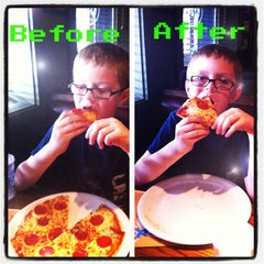 Photo taken at Uno Pizzeria & Grill - Madison by Stephenie H. on 5/11/2012