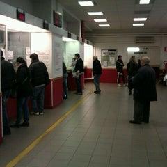 Photo taken at Roma Capitale - Municipio VII (ex X) by Figurine S. on 3/20/2012