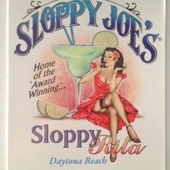 Photo taken at Sloppy Joe's by Bonnie M. on 8/20/2012