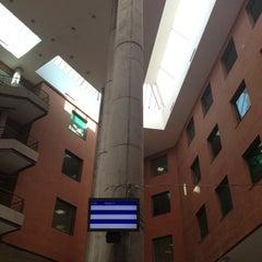 Photo taken at Ayuntamiento de Alcobendas by Jaakko L. on 6/25/2012