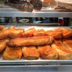 Photo taken at Panaderia Esmeralda by David B. on 8/24/2012