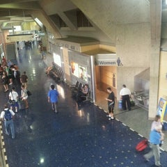 Photo taken at MCI Terminal C by Jason C. on 7/16/2012