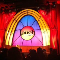 Photo taken at Laugh Factory by Rahul W. on 2/26/2012