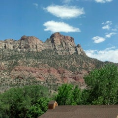 Photo taken at Best Western Zion Park Inn by Andy H. on 7/2/2012