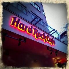 Photo taken at Hard Rock Cafe Berlin by Sebastian T. on 3/23/2012