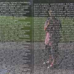 Photo taken at Vietnam Veterans Memorial by Tim H. on 8/27/2012
