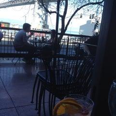 Photo taken at Gordon Biersch Brewery Restaurant by Kristin K. on 4/21/2012