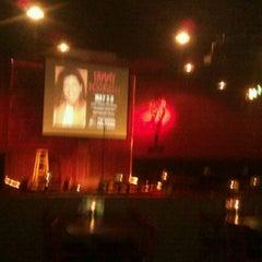 Photo taken at Funny Bone Comedy Club by Skylar B. on 4/14/2012