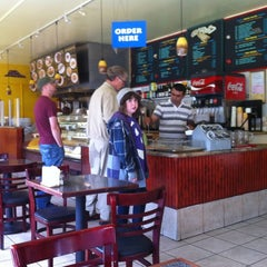 Photo taken at Park Gyros by Geoffrey H. on 7/12/2012