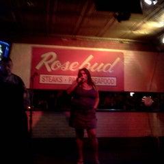 Photo taken at Rosebud Diner by Matthew K. on 7/4/2012