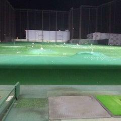 Photo taken at 阪神ゴルフセンター by Tetsuya T. on 5/19/2012
