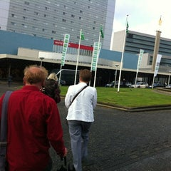 Photo taken at World Forum by Jeroen M. on 8/25/2012
