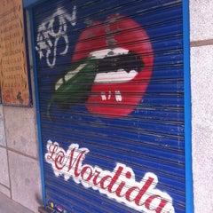 Photo taken at La Mordida De Larra by Jose R. on 6/7/2012