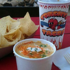 Photo taken at Torchy's Tacos by @kerrierieo on 5/2/2012