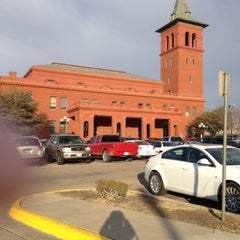 Photo taken at Union Depot by Leslie D. on 2/14/2012