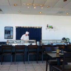 Photo taken at Echigo Sushi by Michael L. on 6/26/2012