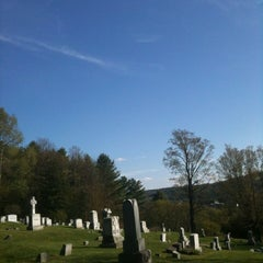 Photo taken at St. Augustine Cemetery by Daniel B. on 5/6/2012