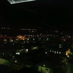 Photo taken at Plaza Inn Flat Araxá by Rogério R. on 6/16/2012